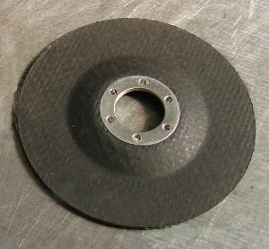 fiberglass backing pads cutting wheel