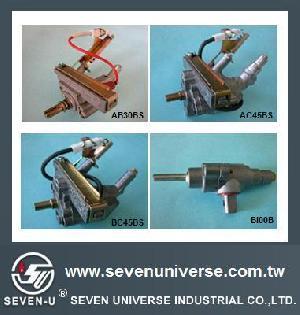 pulg valve aluminum gas controller