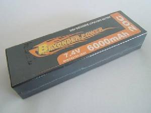 li polymer battery hardcase rc car