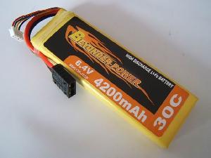 lifepo4 battery 4200mah