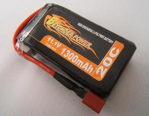 lipo battery pack 1300mah rc