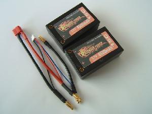 lithium polymer battery hardcase rc car