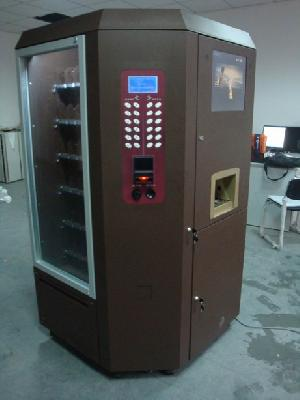 auto vending machines coffee beverage pulic electronics equipments