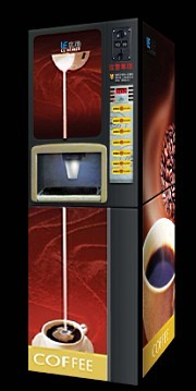 chilled coffee vending equipments equipment