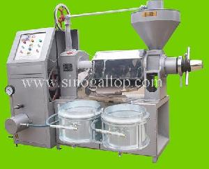 6yl 100a integrated oil press