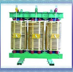 h grade non encapsulated dry distribution transformer