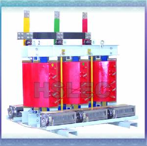 shifting phase rectifier dry transformer