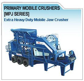 primary mobile crusher