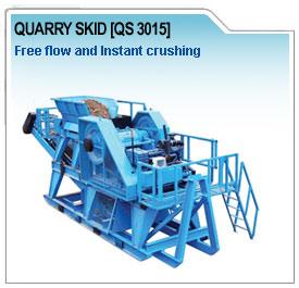 quarry skid