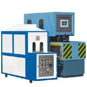 cm 9a semiatuomatic bottle blow molding machine