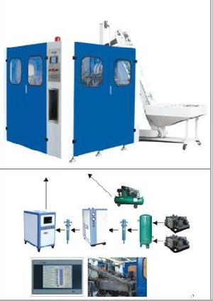 cm a4 bottle blow molding machine