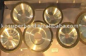 vitrified bond diamond wheel cbn