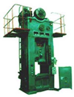 close action crank press