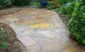 random paving slate meshed slateofchina