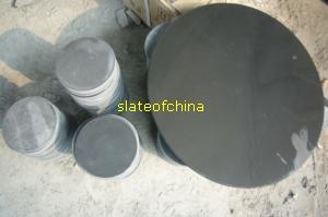tablemat slate mat dishware dining slateofchina stone