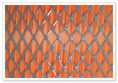 expanded metal intermediate mesh