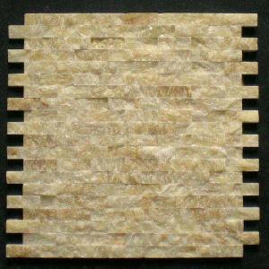 honey onyx splited mosaic tiles mosiac supplier