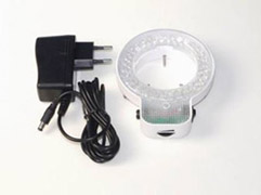 64 led diod ring light microscopes