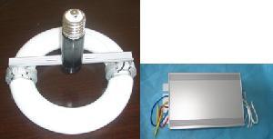 círculo la lámpara e39 base de inducción las lastre separado