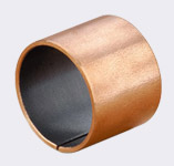 pvb bearings bronze sintered bushing plain shaft bearing oil bush teflon coated bushings