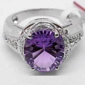 factory 925 silver amethyst ring mix gem bracelet blue topaz earring buby necklace