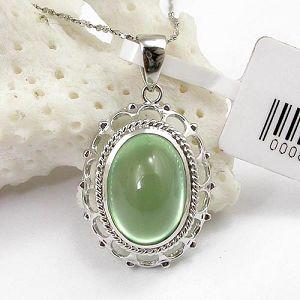 gemstone jewelry preicous moonstone pendant