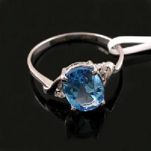 manufacturer silver blue topaz ring ruby sapphire earring citrine bracelet