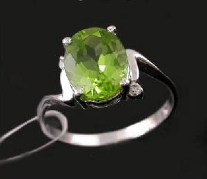 manufacturer sterling silver olivine ring ruby rainbow stone necklace earring