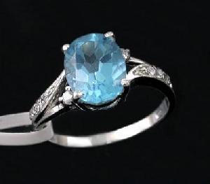 925 silver blue topaz ring prehnite citrine necklace olivine earring amethyst brac