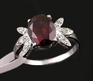 925 silver garnet ring sapphire earring olivine necklace blue topaz bracelet