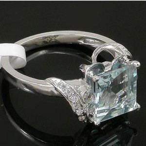 sterling silver blue topaz ring no7403r