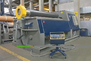 4 rolls hydraulic plate bending machine – 3100mm x 50 40mm