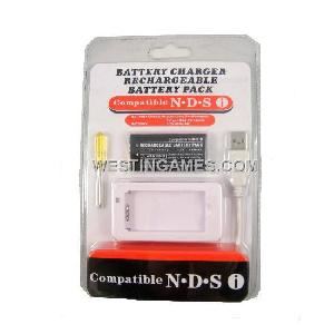 battery charger rechargeable pack 850mah dsi