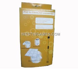 ps2 controller xbox360 converter