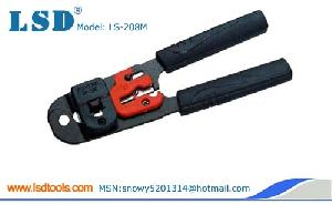 ls 208m network connector crimping tool