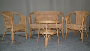 salotto kelek fabion rattan woven furniture chair sofa