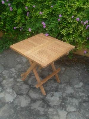 picnic folding table teak garden outdoor furniture