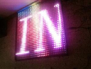 led video dance floor p31 25