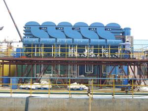 drum evaporator paper pulp stock preparation machinery equipment screen
