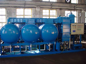 plate drum evaporator paper machinery stock preparation pulping line screen