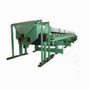 vacuum residues washer paper machinery pulp stock preparation export