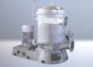 zny inflow pressure screen paper machine machinery preparation pulp pulper
