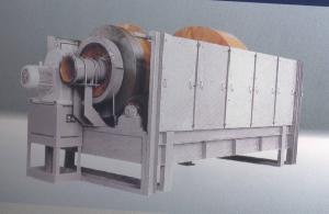zst drum screen paper machinery preparation pressure washer cleaner pulper pulp line