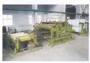 zwqs duplex cutting machine paper machinne machinery cutter