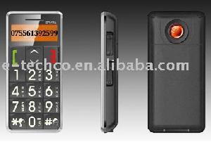 cefon dual sim seior phone man hearing aids fm key font