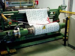 1996 meccanica del maglio reel slitter winding machine
