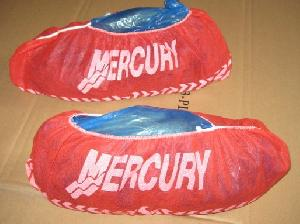 disposible shoes covers logo printing
