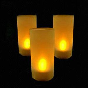 decoration led candle