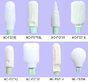 esd safe cleanroom swabs manufacturer