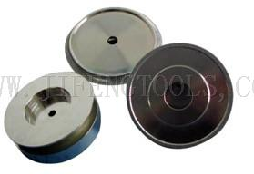 electroplate cup wheel